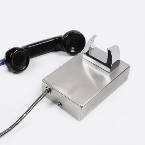 Factory vandalproof telephone wall mounted telephone prison telephone–JWAT135