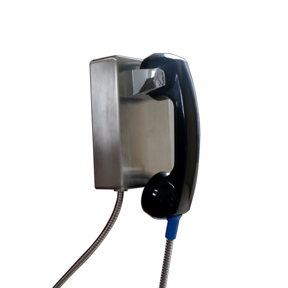 Factory vandalproof telephone wall mounted telephone prison telephone–JWAT135 Featured Image