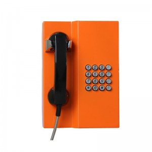Flame Proof Telephone Emergency Telephone with speed dial JWAT201