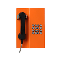 Emergency bank telephone wall mounted vandal-proof telephone–JWAT201 Featured Image