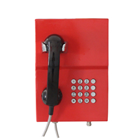 IP paging alarm system Outdoor Public Telephone Bank Service Telephone–JWAT202