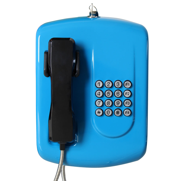 4 Speed Dial Button Blue Public Telephone Featured Image