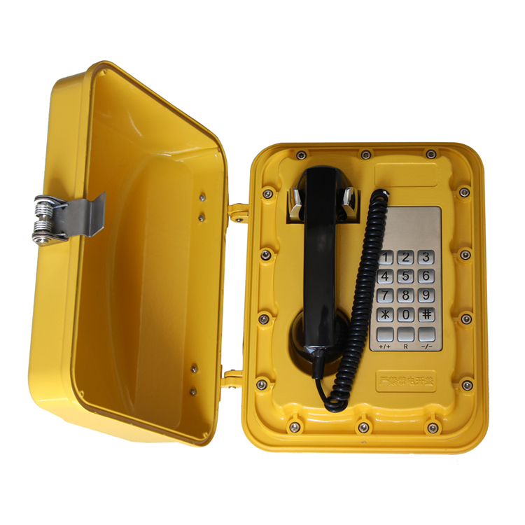 Joiwo Industrial telephone Weatherproof  IP65 Emergency Telephone–JWAT301 Featured Image