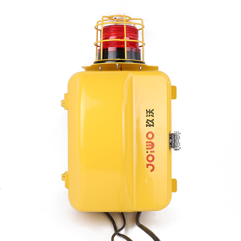 Joiwo Waterproof Telephone with Siren Car station emergency telephone beacons public telephone alarm sounder telephone JWAT303 Featured Image