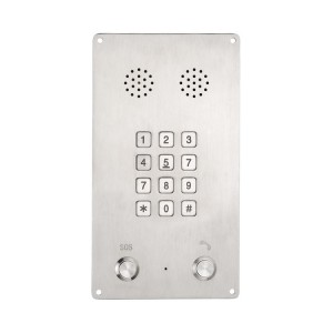 industrial SOS emergency phone for Parking Structure-JWAT402