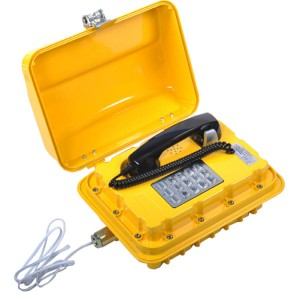Joiwo Explosion Proof Telephone for Hazardous Enviroment JWAT810