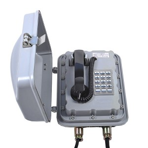 Joiwo Voip explosion proof safety telephone factory dust proof telephone manufacturer Telephone JWBT821