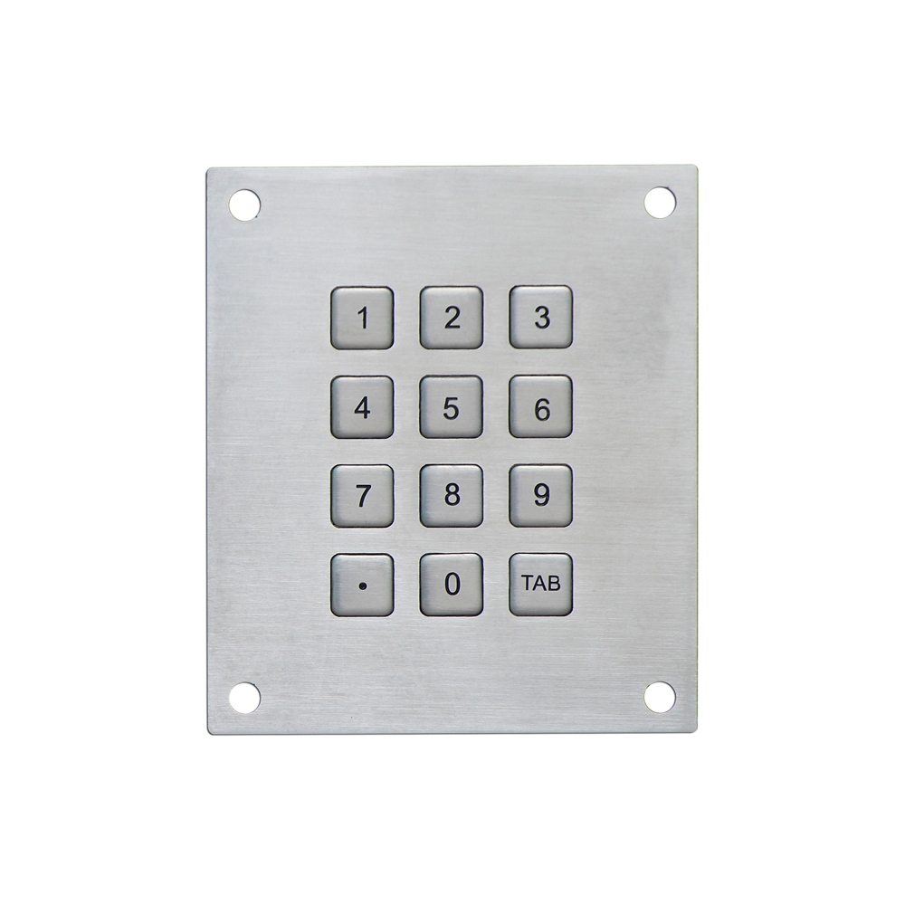 China Factory for ATM Keypad -