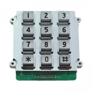 factory low price B518 Keypad – Control Room Phone