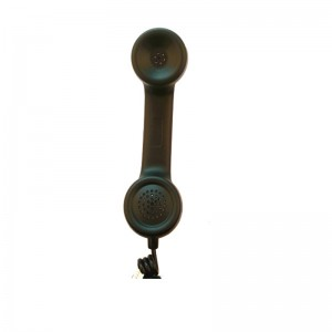 Flameproof Coal Mine Telephone Handset/Anti Explosion Telephone handset-A19