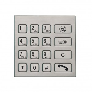 High reputation Inmate Handset -