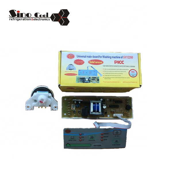 universal washing machine control board pcb