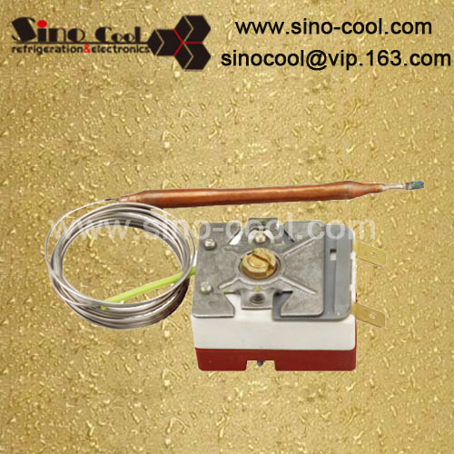 E2 Heating style thermostat