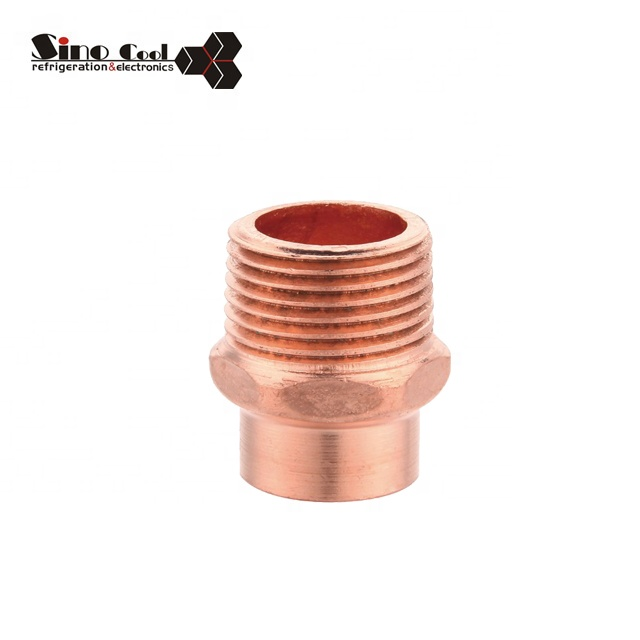 adapter-male copper fittings plumbing