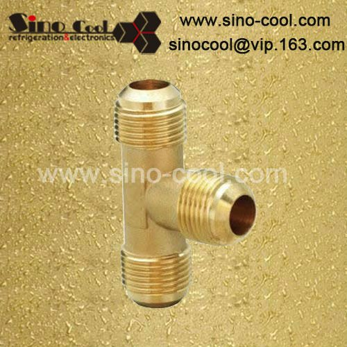 brass flare fittings for refrigeration