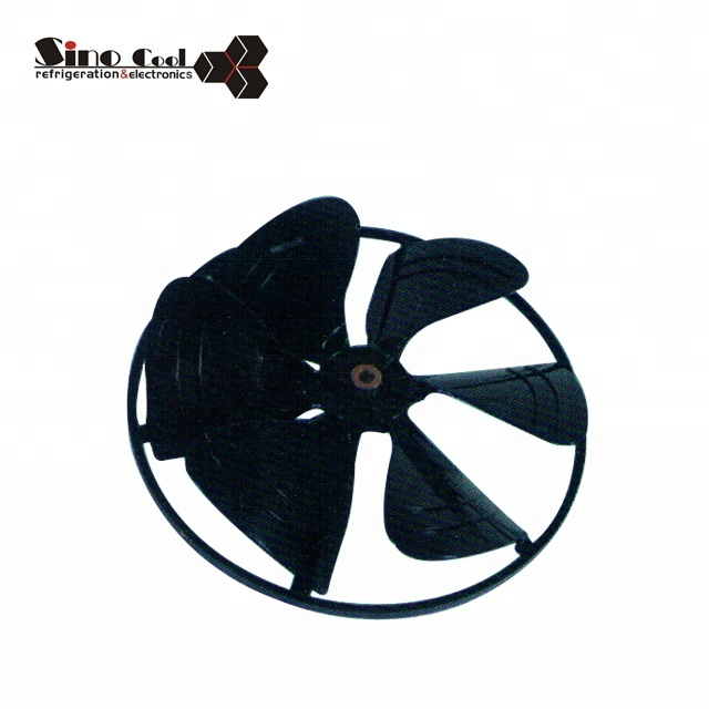 SC-FB06 plastic air conditioner fan blades DIA 400MM for GIBSON