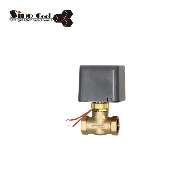 Motorized Valve electric valve of HVAC controls products