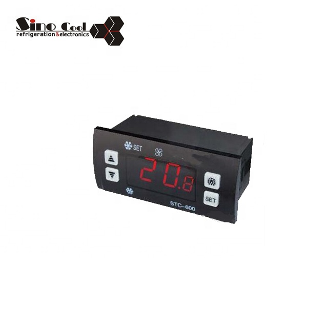 STC-600 gsm sms temperature controller