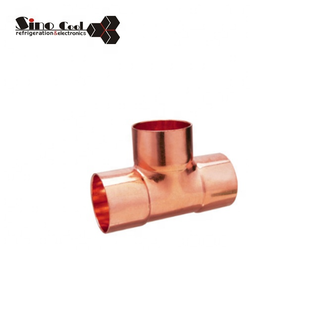 Tee copper CxCxC  plumbing fittings