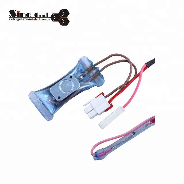 New selling refrigerator spare parts, defrost refrigerator bimetal thermostat