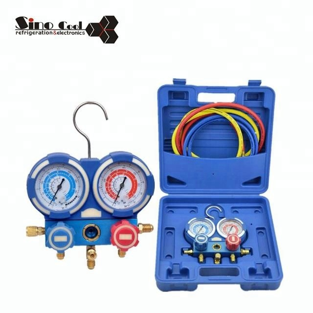 Aluminium Manifold Gauge Sets with 36