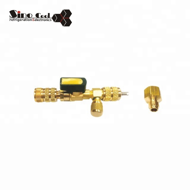 R134A Valve Tool for Air Conditioning and Refrigeration