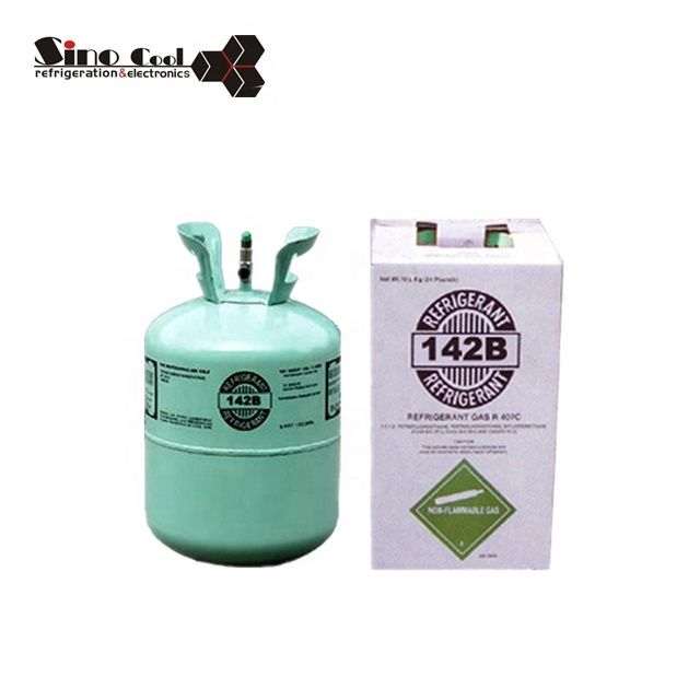 Hot sale R142b refrigerant gas