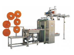 Ribbon Calendering Machine