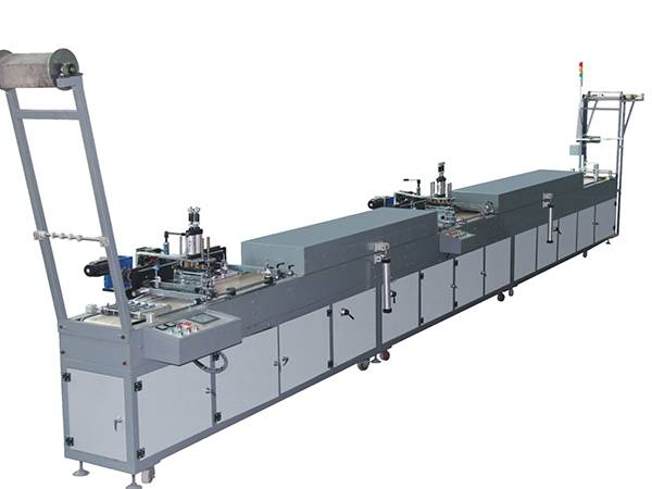 Free sample for Label Cutting & Folding Machine -