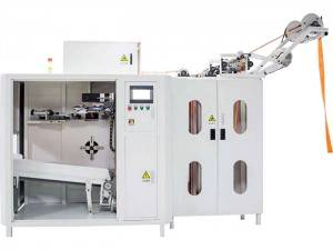 Coupe automatique continue et laminage machine