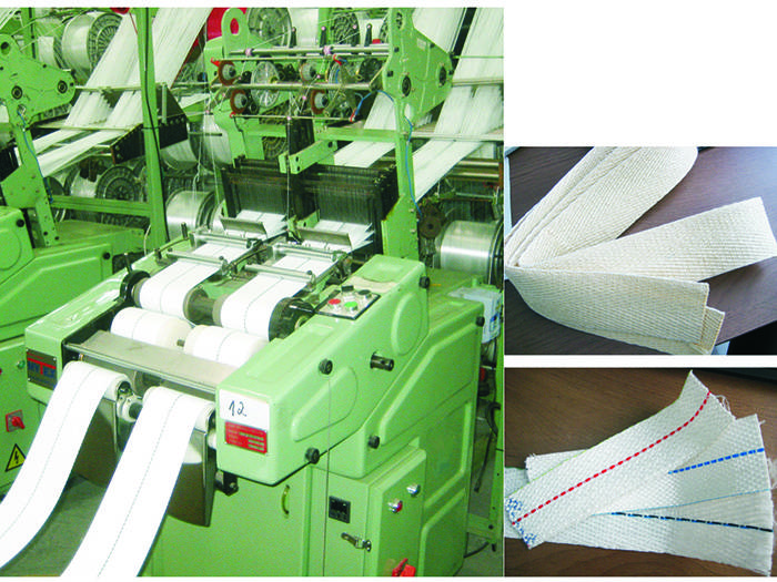 Renewable Design for Color Wefting Needle Looms -