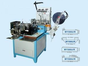 Ultrasonic Cut&Fold Machine-MY586