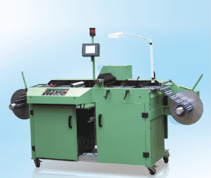 Ultrasonic Slitting Machine(Horizontal type)