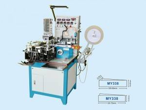 Ultrasonic Cut&Fold Machine-MY338