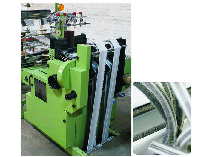 China wholesale Looms For Hook/Loop Fastener Tapes -
