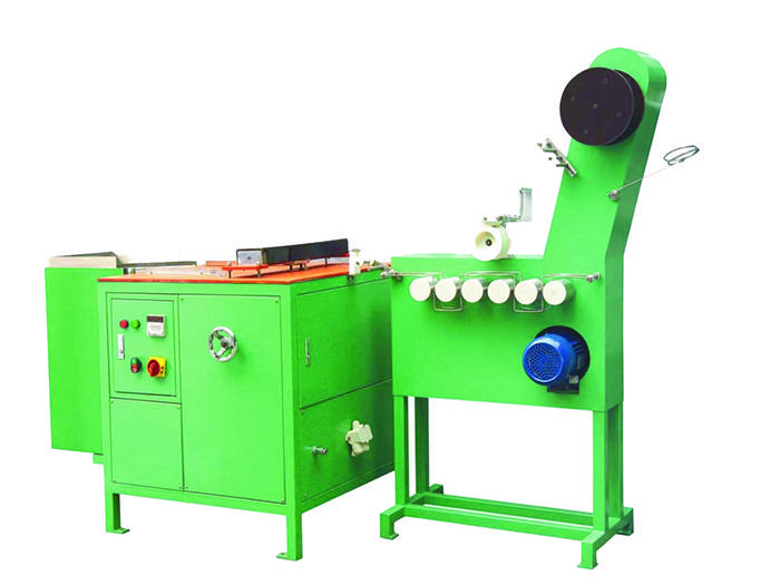 2017 China New Design Lace Tipping Machine -