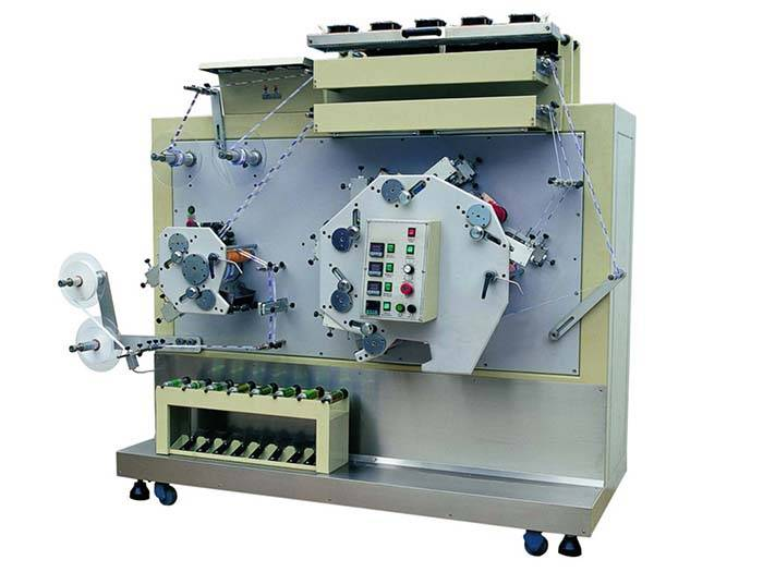 Super Lowest Price Silicon Printing Machine For Ribbons -