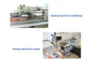 China Gold Supplier for Mudata And Muload. Jacquard Magnet & Pulley & Cords -