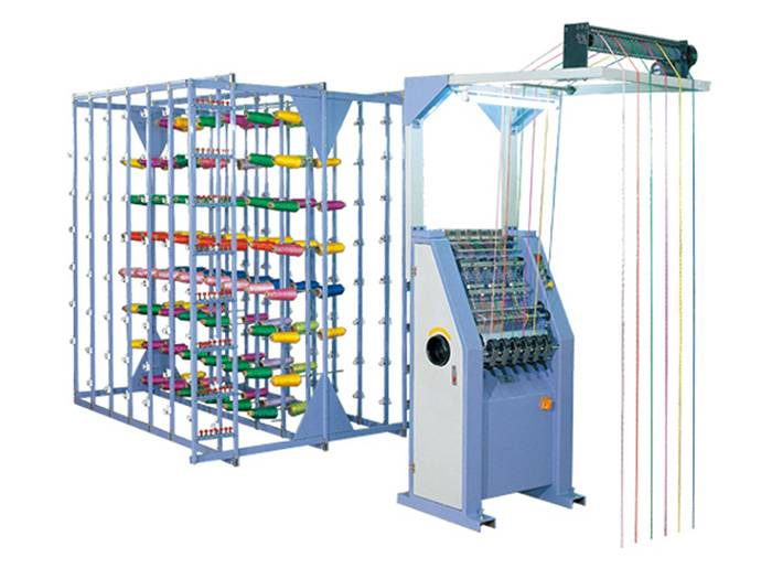 2017 Latest DesignCotton Covering Machine -