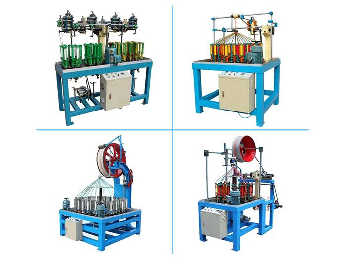 2017 New Style Narrow Fabric Weaving Machine -