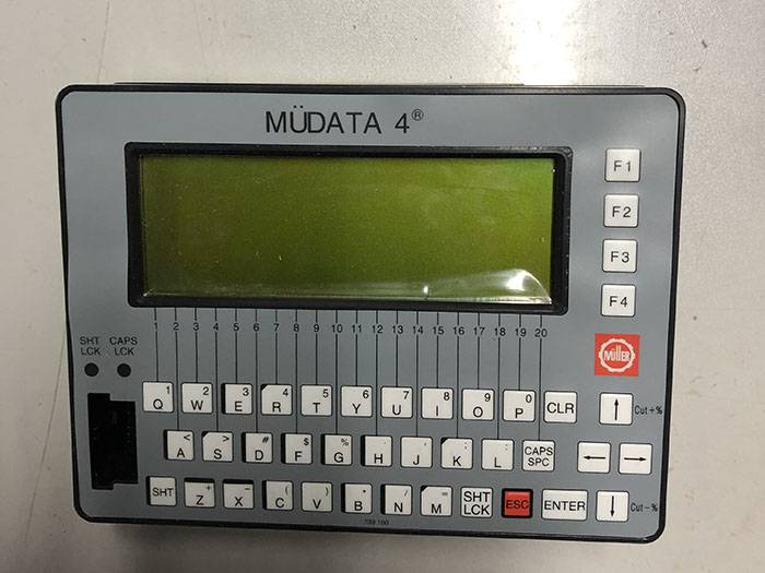 Factory Price For Rigid Yarn Warping Machine -