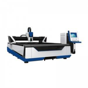 Multifunctional CNC metal sheet laser cutting machine in stock