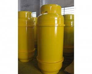 Ammoniak silinders Filled NH3 Gas
