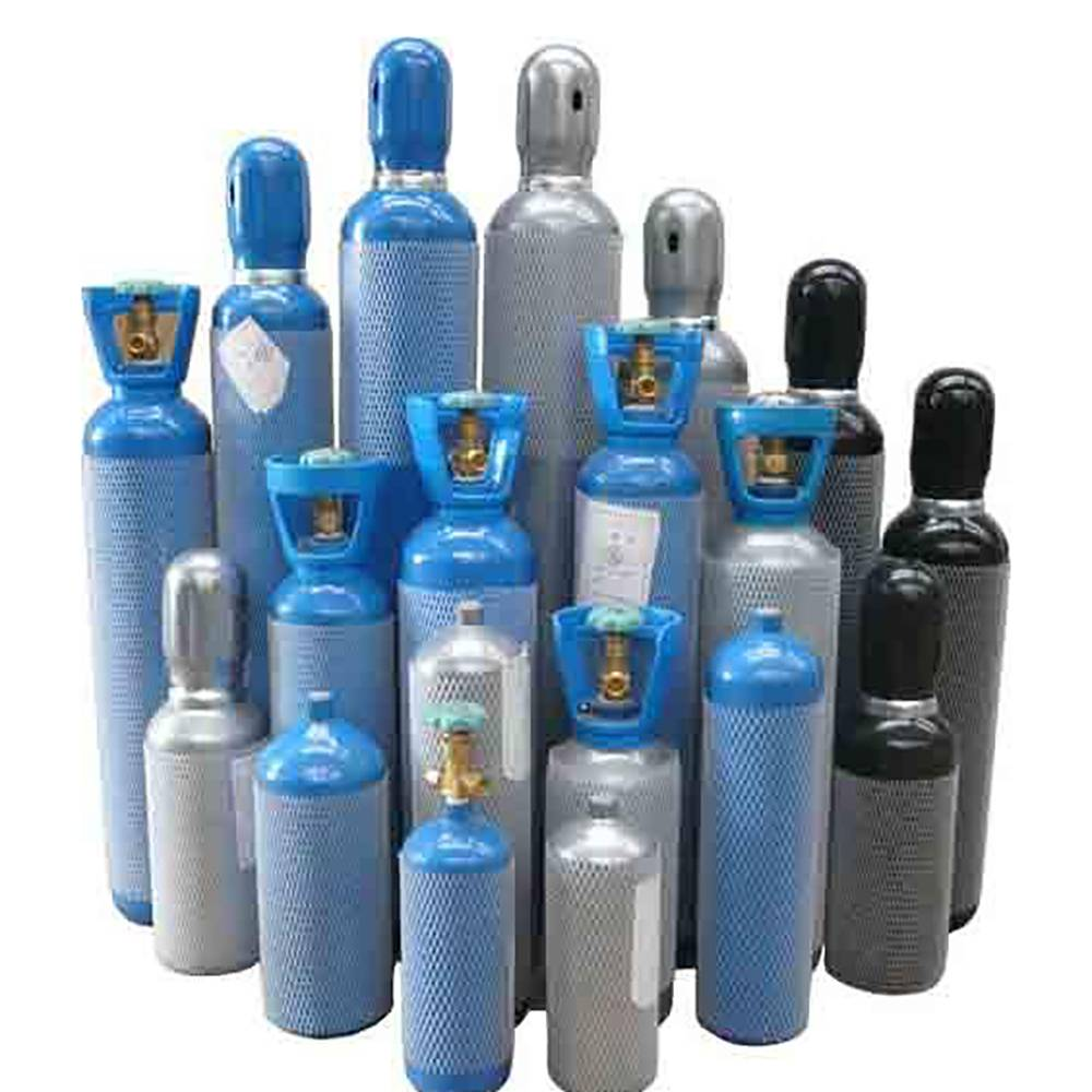 Nitrous Oxide For Sale >> Hot Sale Filling Nitrous Oxide Gas Cylinder New Product Aluminum