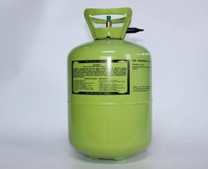 Factory Supply EC-13B 50LB Disposable Helium Tank