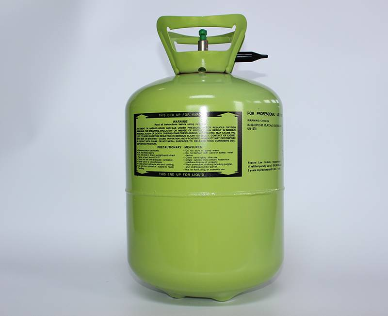 Factory Supply EC-13B 50LB Disposable Helium Tank Featured Image