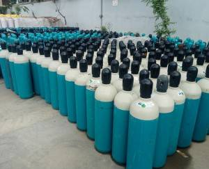 Hot New Products Small Argon Gas Cylinder
