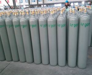 Hot sale Factory High Purity Welding Argon Gas -