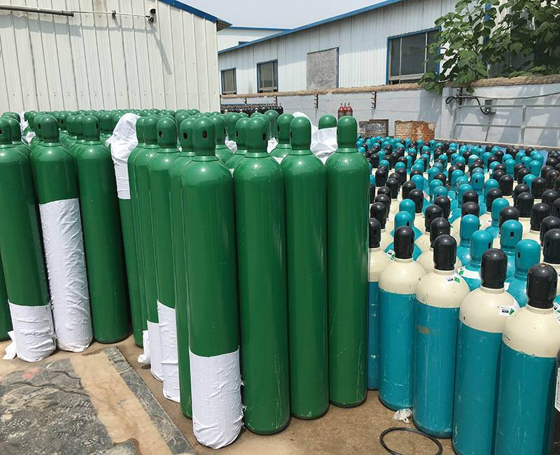 Factory Promotional 3kg Lpg Gas Cylinder Prices - Factory Supply 99.999%  Purity CF4 40L 25KG Carbon Tetrafluoride – GASTEC - China Qingdao Industry  Gastec