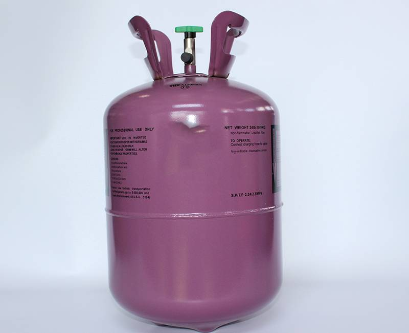 Factory Supply 13.4L Disposable nehelium Tank Featured Image